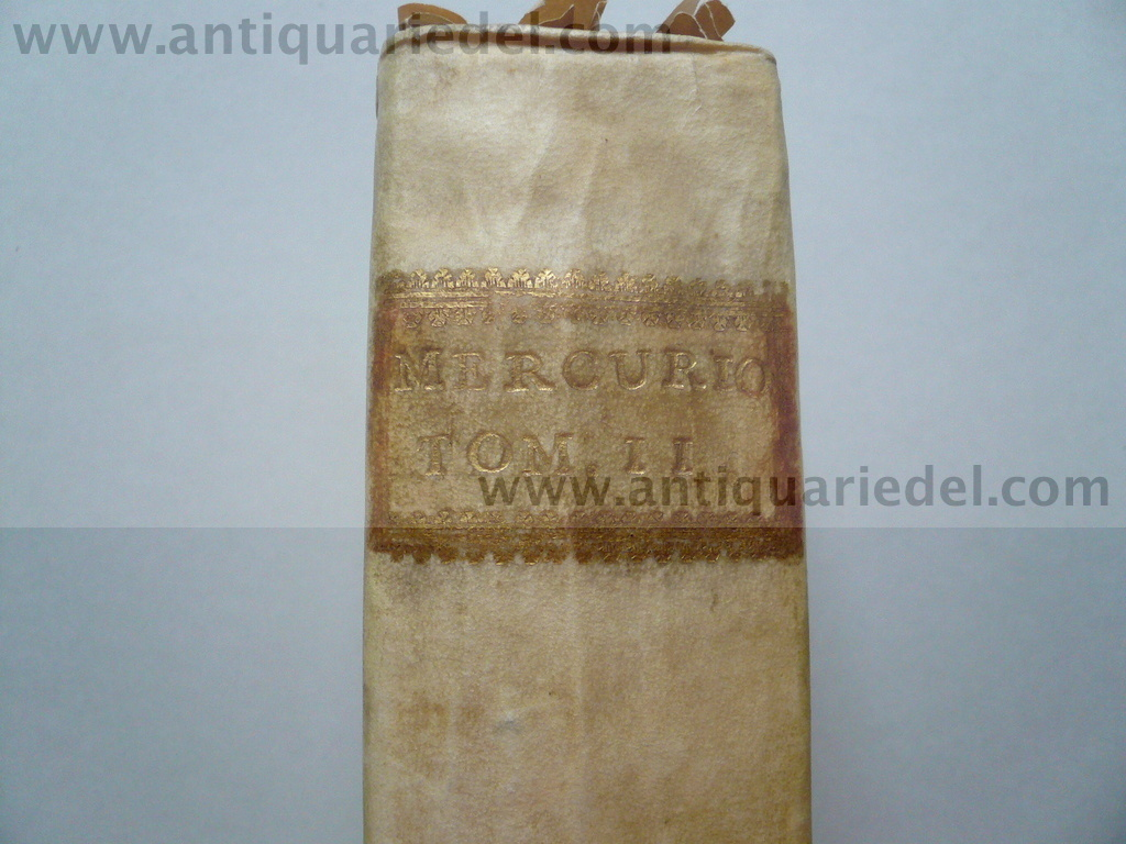 Townbook of Rome, Rossini P., anno 1776, 9 engravings