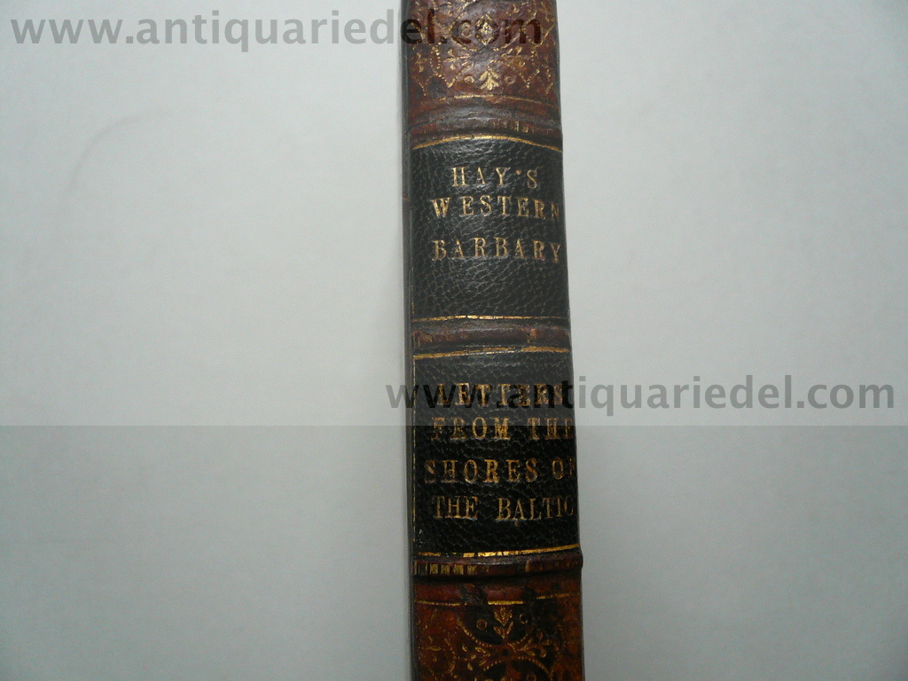 Western Barbary+Letters from the Baltic, 2 works, 1844