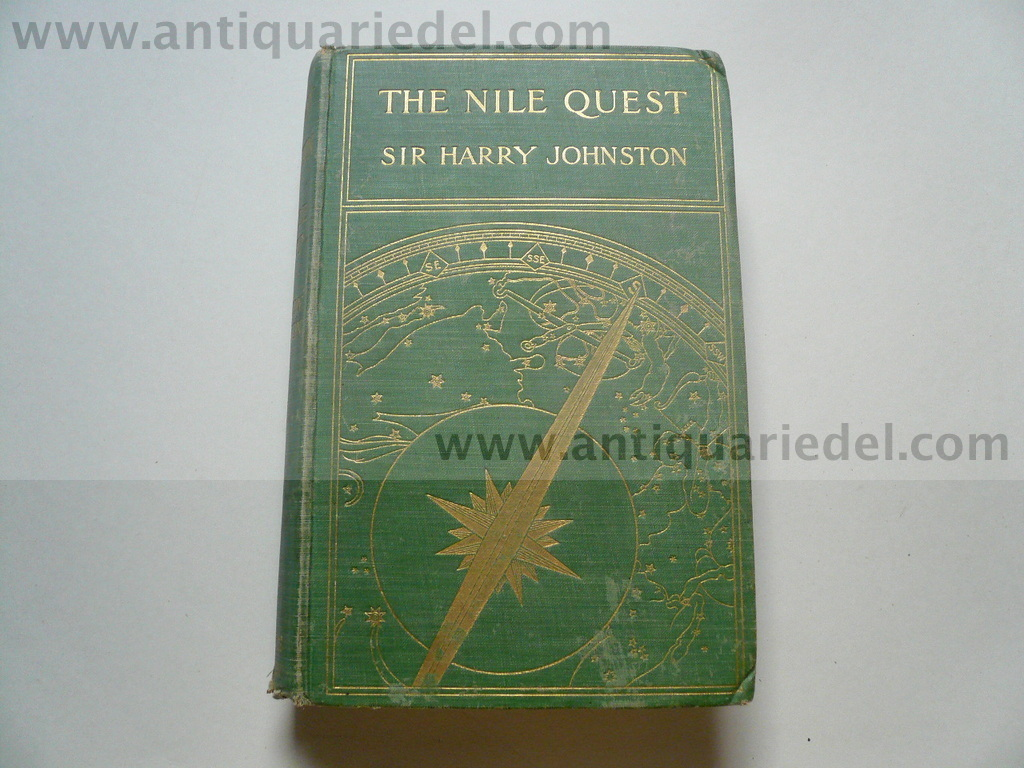 The Nile Quest, anno 1903, Johnston Harry