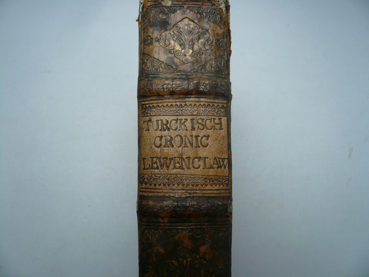 Neuwe Chronica Turckischer Nation, Lewenklau, 1 st. edition, 159